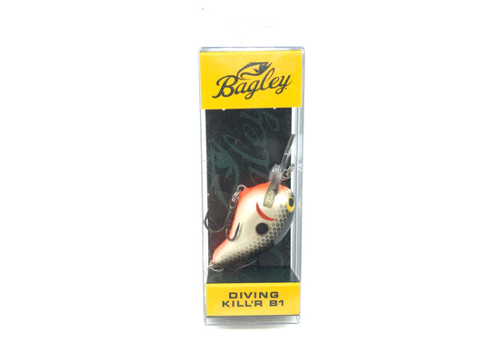 Bagley Diving Kill'r B1 DKB1-SD Shad Color New in Box OLD STOCK2