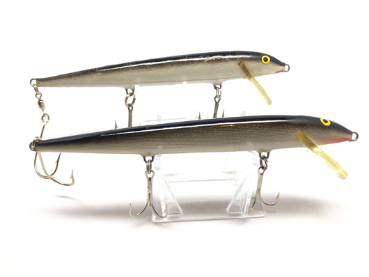 Pair of Original Floating Rapala Minnows 6.5