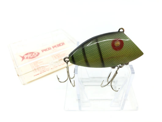 PICO Perch New in Box Striped Perch Scale Color