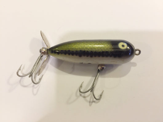Heddon Baby Torpedo Baby Bass Color