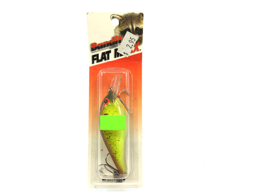 Bandit Flat Maxx Shallow Series FMS31A37 Pineapple Color New on Card