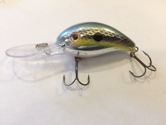 Strike King 3XD Lure Great Chrome color