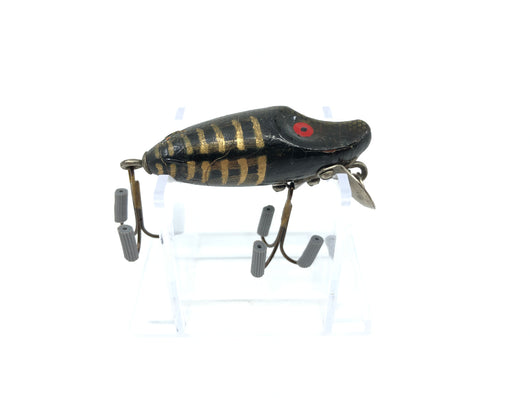 Tulsa Tackle Stunter Lure Black Shore Color Warrior