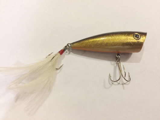 Yellow Magic Fishing Lure