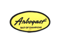 Arbogast Bait of Champions Fishing Patch