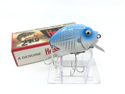 Heddon 9630 2nd Punkinseed X9630XBL Blue Shore Minno Color New in Box