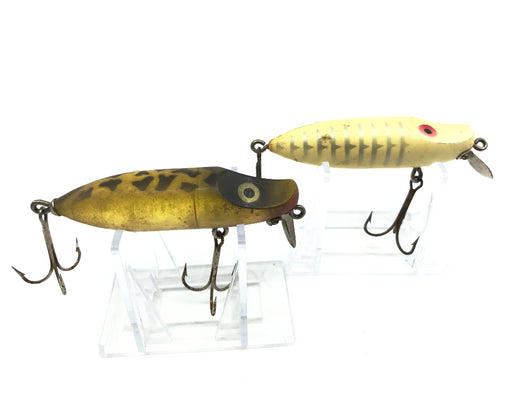Lot of Two Millsite Wig Wag Runt Type Lures