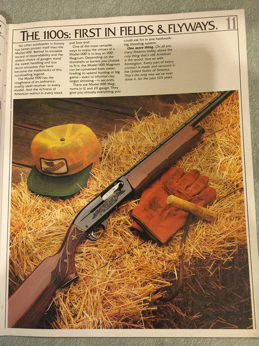 Remington 1981 Catalog – My Bait Shop, LLC