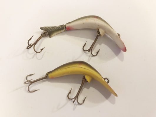 Brooks Baby Reefer Lot of Two Lures