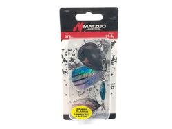 Matzuo Double Shockwave Spinner Bait New on Card
