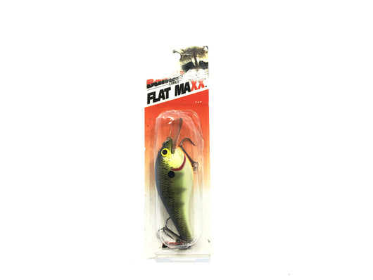Bandit Flat Maxx Shallow Series FMS1B33 Baby Bream Color New on Card