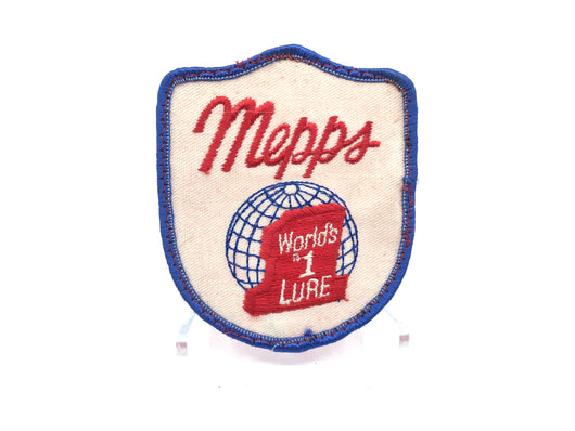 Mepps World's #1 Lure Fishing Patch