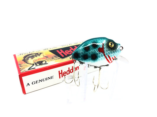 Heddon 9630 2nd Punkinseed X9630FLS Green Scale Spots Color New in Box