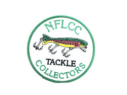 NFLCC Lure Collectors Paw Paw Trout Caster Patch