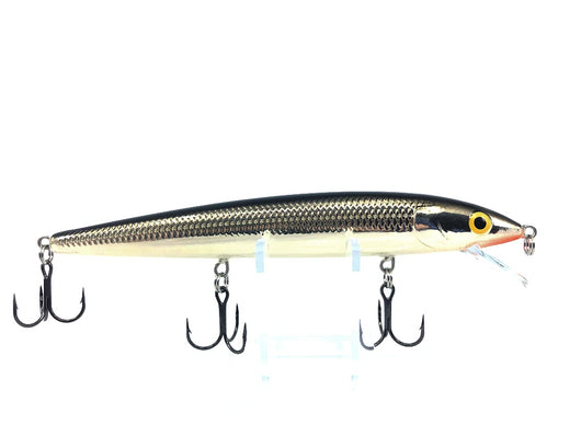 Rapala Husky Jerk HJ14 Silver Color