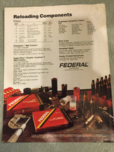 Federal Hi-Power Ammunition 1980 Catalog
