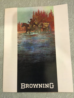1977 Browning Catalog