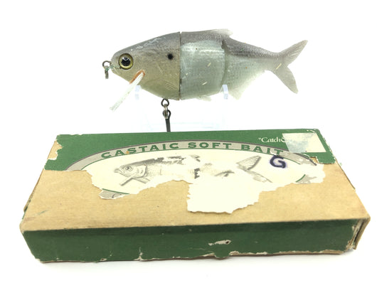 Castaic Soft Bait Gizard Shad with Box