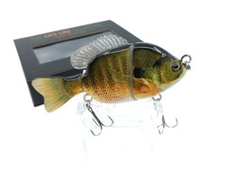 Mother Nature Lure Swimbait Baby Sunfish Series Bluegill Color New in Box