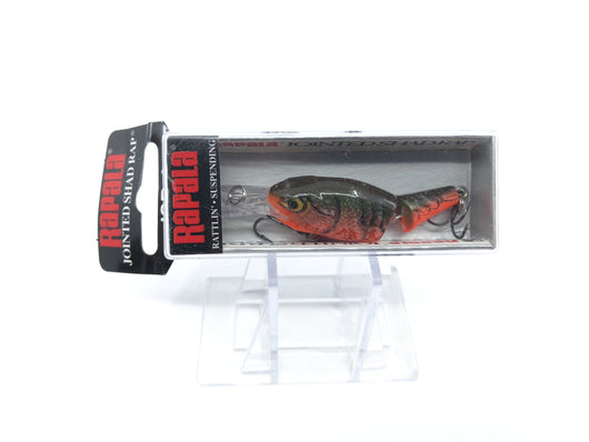 Rapala Jointed Shad Rap JSR-4 RCW Red Crawdad Color Lure New in Box