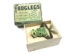 Jenson Froglegs Mechanical Lure with Box