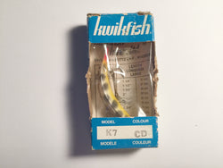 Vintage Kwikfish K7 CD Coachdog Color