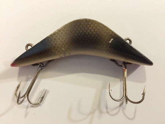Millsite Daily Double 2 Way Bait Black Scale