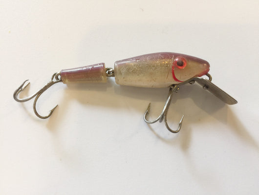 L & S Mirro Lure Brown Redish Minnow