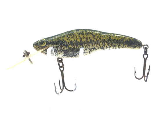 Crankbait Corp Fingerling Series Rock Bass Pattern
