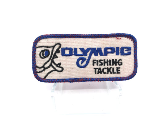 Olympic Fishing Tackle Patch