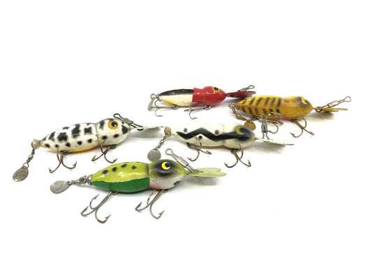 Lot of Five Hellbenders - Take Fishing