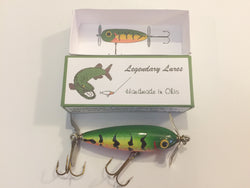 Legendary Lures Propjob in Fire Tiger Perch