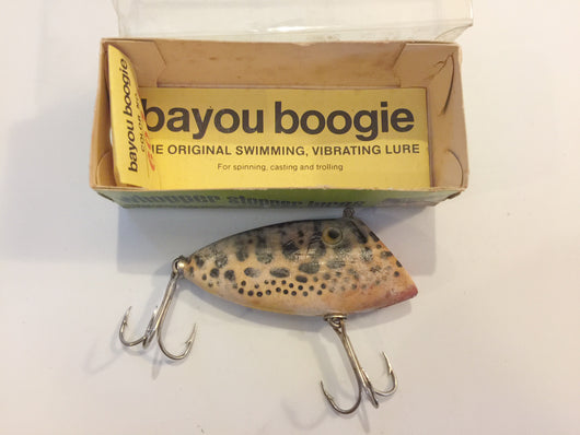 Whopper Stopper Bayou Boogie Color 6014 New in Box