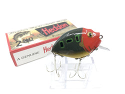 Heddon 9630 2nd Punkinseed X9630BFRHG Bullfrog Red Head Color New in Box