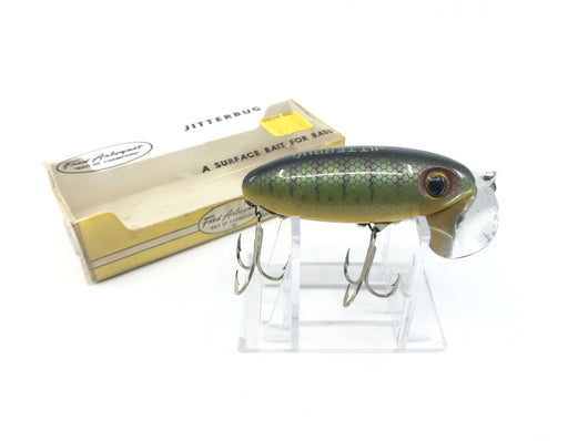 Arbogast Jitterbug Perch Color in Box
