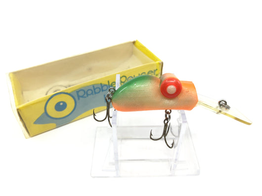 Rabble Rouser Roo-Tur lure in Parrot Color with Box and Paperwork