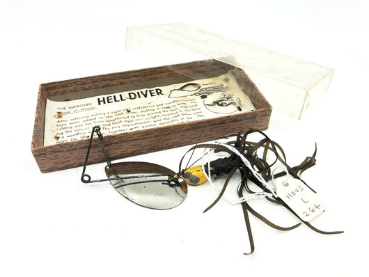 Houser Hell Diver with Box