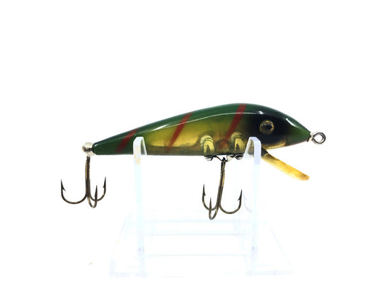 Heddon Tiger Green Perch Color
