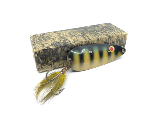 Marathon Casting Spoon in Box Perch Color