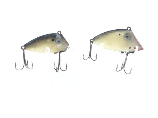 Two Tackle Industries Swimmin Minnow Lure Black And White Color