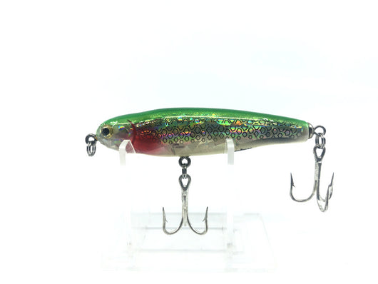 Unmarked Bagley Trout Color