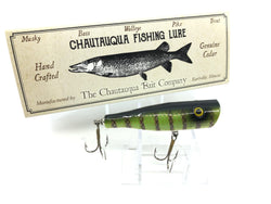Chautauqua Custom Popper in Perch 2020 Color
