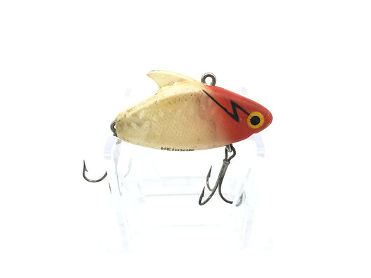 Heddon Super Sonic Perch Color RH Red and White