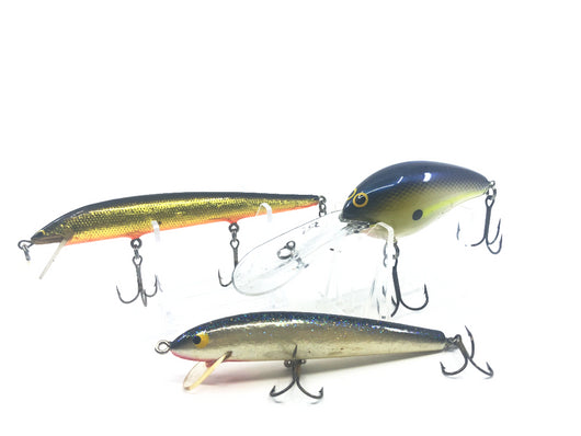 Three Crankbait combo #2