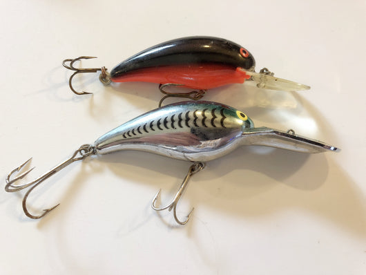 Lot of Two Newer Crankbaits for One Price