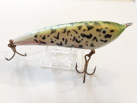 Gray Ghost Green Coachdog Musky Lure