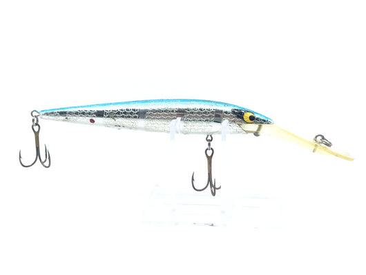 Smithwick Super Rogue with Lip Blue and Silver