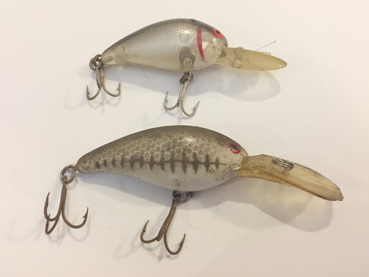Two Cranks, One Price!!!  Bass Pattern and Shad