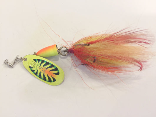 Vibrax Super 5 Spinner Larger Size for Pike and Musky