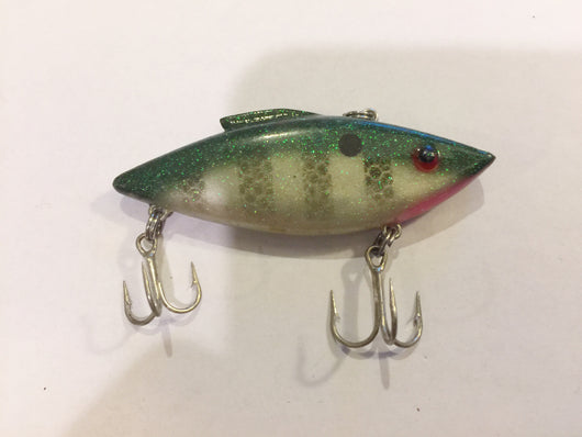 Unmarked Rat L Trap / Spot Lure in Bluegill Pattern